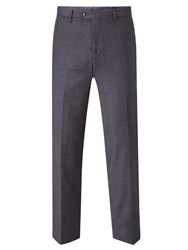 Skopes Men's Provence Wool And Cashmere Suit Trouser Charcoal