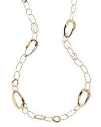 18K Glamazon Cherish Chain Necklace 40' Lobster Ippolita