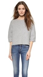 M.Patmos Cable Knit Back Top
