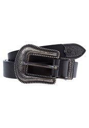 Evenandodd Belt Black