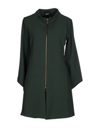 Siste's Siste' S Full Length Jackets Green