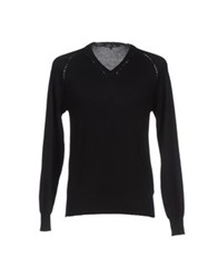 Brian Dales Sweaters Black