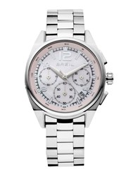 Breil Milano Breil Timepieces Wrist Watches Women Silver