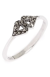 Women's Topshop Stone Encrusted Ring