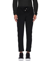 Jijil Trousers Casual Trousers Men Black