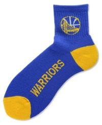 For Bare Feet Golden State Warriors Ankle Team Color 501 Socks