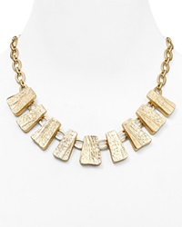 Dylan Gray Wood Textured Statement Necklace 17 Bloomingdale's Exclusive