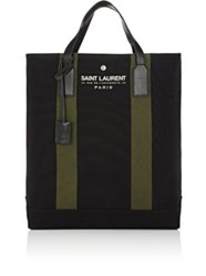 Saint Laurent Men's Beach Tote Black