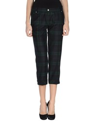 Clips More Trousers 3 4 Length Trousers Women Dark Blue