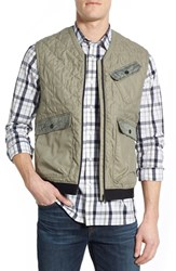 Men's Victorinox Swiss Army 'Trail Leader' Quilted Vest