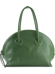 Desa 1972 Large 'O' Tote Bag Green