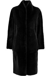 Iris And Ink Genevieve Reversible Shearling Coat