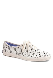 Forever 21 Keds Champion Eyelet Low Tops Cream