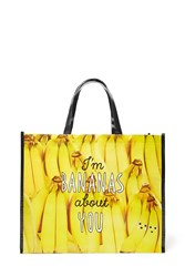 Forever 21 Bananas About You Eco Tote