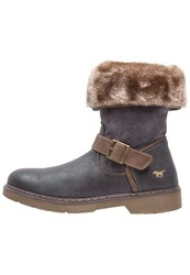 Mustang Boots Graphit Grey