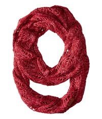 Coal The Madison Scarf Berry Scarves Burgundy
