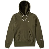 Champion Reverse Weave Classic Hoody Green