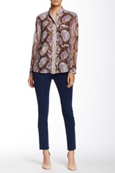Max And Co. Skinny Denim Trouser Blue