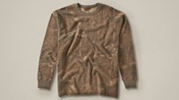 Yeezy Season 3 Long Sleeve Thermal Tee Brown