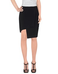 Brian Dales Skirts Knee Length Skirts Women Black