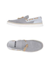 Bepositive Moccasins Light Grey