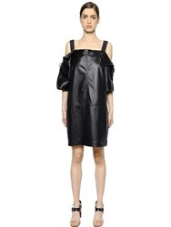 Maison Martin Margiela Nappa Leather Dress