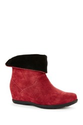 Cougar Fifi Wedge Boot Red