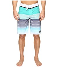 Quiksilver Division Vee 21 Boardshorts Nightshadow Blue Men's Swimwear Navy