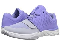 K Swiss X Court Athleisure Deep Periwinkle Gray Dawn Women's Tennis Shoes Purple
