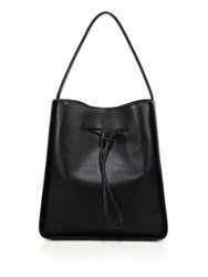3.1 Phillip Lim Soleil Large Leather Drawstring Hobo Bag