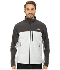 The North Face Apex Bionic Jacket High Rise Grey Asphalt Grey Men's Coat Black