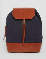 Royal Republiq Bucket Backpack Navy