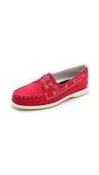 Band Of Outsiders X Sperry Doodle Boat Shoes Tomato
