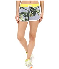 Puma Aop Shorts White Aop Women's Shorts