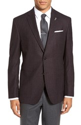 Ted Baker Men's London 'Tom' Trim Fit Wool Sport Coat