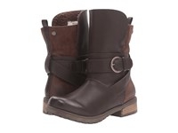 Roxy Bancroft Chocolate Women's Boots Brown