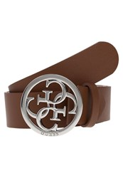 Guess Delaney Belt Cognac