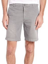 Ag Jeans Stripe Stretch Shorts Sulsgs