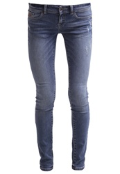 Superdry Slim Fit Jeans Malibu Blue Blue Denim