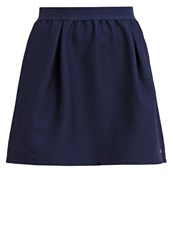 Tom Tailor Denim Mini Skirt Cosmos Blue Dark Blue