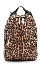 3.1 Phillip Lim 31 Hour Backpack Leopard