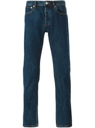 A.P.C. Slim Fit Jeans Blue