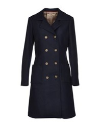 True Tradition Coats Dark Blue