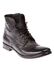 L'eclaireur Made By L'eclaireur Made By Premiata Boots Black
