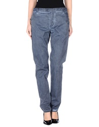 Takeshy Kurosawa Casual Pants Slate Blue