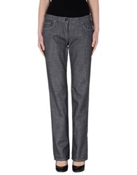 Roccobarocco Denim Pants Lead