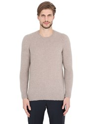 Drumohr Brushed Lambswool Sweater