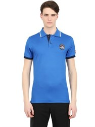 Paul And Shark Yacht Club Cotton Piquet Polo