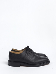 Rooney Heavy Oxford Army Grain Black