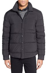Men's James Perse Quilted Down Jacket